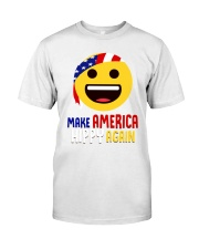 MAKE AMERICA HIPPY AGAIN Premium Fit Mens Tee thumbnail