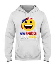 MAKE AMERICA HIPPY AGAIN Hooded Sweatshirt tile