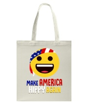 MAKE AMERICA HIPPY AGAIN Tote Bag tile