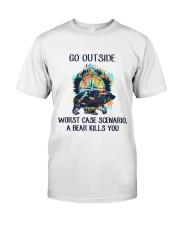A Bear Kills You Classic T-Shirt front