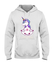 YOGA 8 Hooded Sweatshirt thumbnail