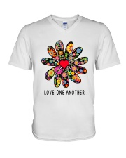 LOVE ONE ANOTHER V-Neck T-Shirt thumbnail