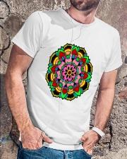 MANDALA 13 Classic T-Shirt lifestyle-mens-crewneck-front-4