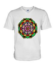 MANDALA 13 V-Neck T-Shirt thumbnail