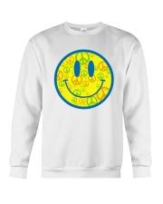SMILE PEACE Crewneck Sweatshirt thumbnail