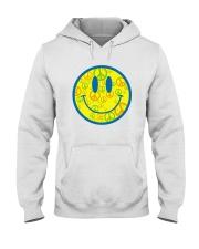 SMILE PEACE Hooded Sweatshirt thumbnail