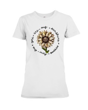 YOU ART MY SUNSHINE Premium Fit Ladies Tee thumbnail