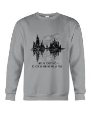 Into The Forest Crewneck Sweatshirt thumbnail