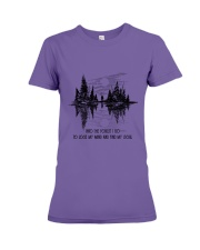 Into The Forest Premium Fit Ladies Tee thumbnail