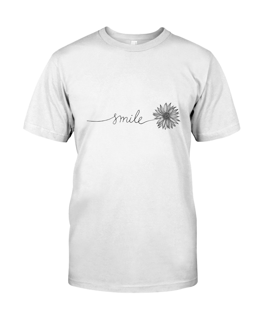 Smile 3 Classic T-Shirt