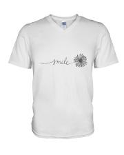Smile 3 V-Neck T-Shirt thumbnail