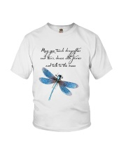 May You Touch Dragonflies And Stars Youth T-Shirt thumbnail