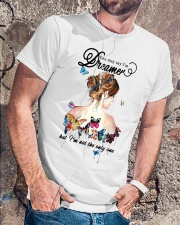 You May Say I Am A Dreamer Classic T-Shirt lifestyle-mens-crewneck-front-4