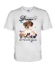 You May Say I Am A Dreamer V-Neck T-Shirt thumbnail