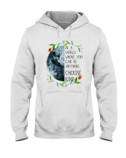 CHOOSE KIND Hooded Sweatshirt thumbnail