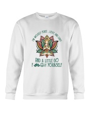 Yoga Style Crewneck Sweatshirt thumbnail
