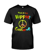 HIPPIE COSTUME Classic T-Shirt front