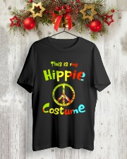HIPPIE COSTUME Classic T-Shirt lifestyle-holiday-crewneck-front-2