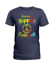 HIPPIE COSTUME Ladies T-Shirt thumbnail