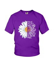 FLOWER PEACE Youth T-Shirt thumbnail