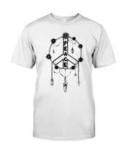 PEACE CATCHER Classic T-Shirt front