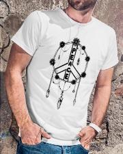 PEACE CATCHER Classic T-Shirt lifestyle-mens-crewneck-front-4