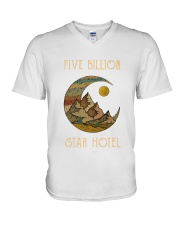 Five Billion Star Hotel 1 V-Neck T-Shirt thumbnail