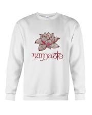 YG-D-1103195-Namaste Yoga Mandala Crewneck Sweatshirt thumbnail