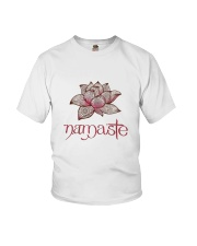 YG-D-1103195-Namaste Yoga Mandala Youth T-Shirt thumbnail