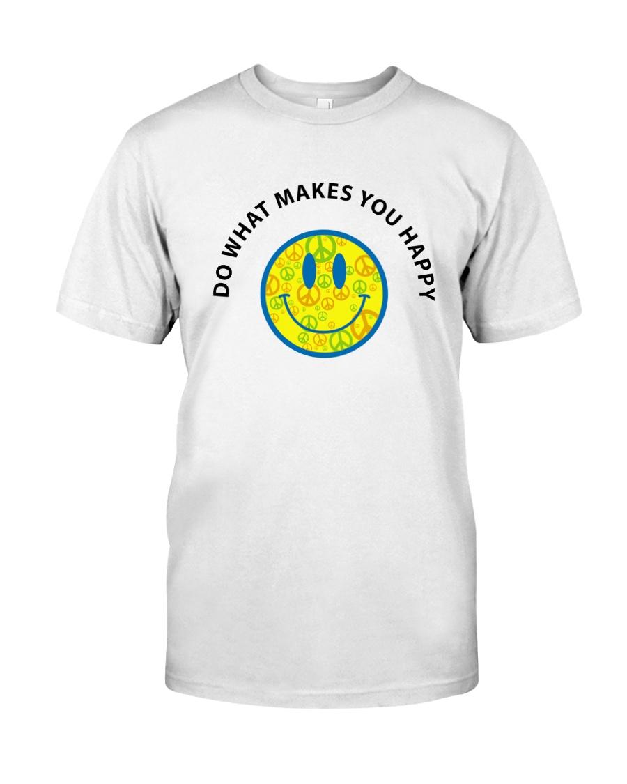 PEACE EMO Classic T-Shirt