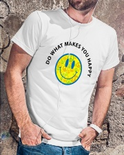 PEACE EMO Classic T-Shirt lifestyle-mens-crewneck-front-4