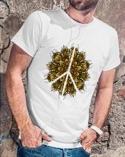 FLOWER Classic T-Shirt lifestyle-mens-crewneck-front-4