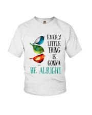 EVERY LITTLE THING IS GONNA BE ALRIGHT Youth T-Shirt thumbnail