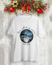 There Will Be An Answer Let It Be  Classic T-Shirt lifestyle-holiday-crewneck-front-2