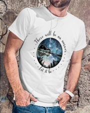 There Will Be An Answer Let It Be  Classic T-Shirt lifestyle-mens-crewneck-front-4