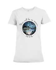 There Will Be An Answer Let It Be  Premium Fit Ladies Tee thumbnail