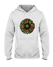 FLOWER HIPPIE Hooded Sweatshirt thumbnail