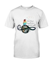 Myself What A Wonderful World 3 Classic T-Shirt front
