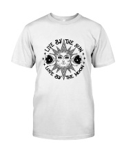 Sun And Moon Classic T-Shirt front