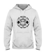 Sun And Moon Hooded Sweatshirt thumbnail