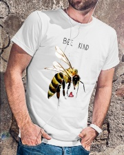 BE KIND Classic T-Shirt lifestyle-mens-crewneck-front-4
