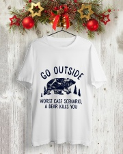 CP-D-0203199-Go Outside Classic T-Shirt lifestyle-holiday-crewneck-front-2