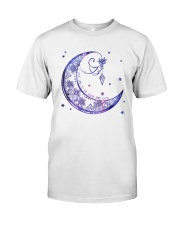 I LOVE YOU TO THE MOON AND BACK Premium Fit Mens Tee thumbnail