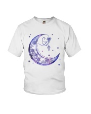 I LOVE YOU TO THE MOON AND BACK Youth T-Shirt thumbnail