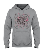AS I HAVE LOVED YOU LOVE ONE ANOTHER Hooded Sweatshirt thumbnail