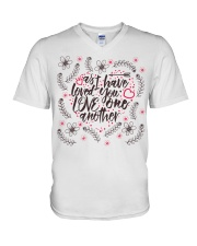 AS I HAVE LOVED YOU LOVE ONE ANOTHER V-Neck T-Shirt thumbnail