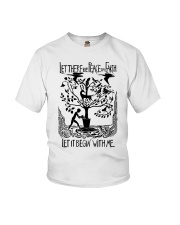 Let there be peace on earth let it begin with me Youth T-Shirt thumbnail