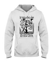 Let there be peace on earth let it begin with me Hooded Sweatshirt thumbnail