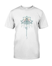 Yoga Mandala Premium Fit Mens Tee tile
