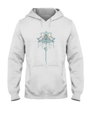 Yoga Mandala Hooded Sweatshirt tile